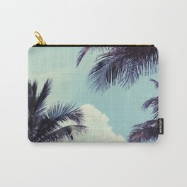 Welcome to Miami Palm Trees Carry-All Pouch
