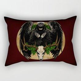 The Spirit of Creepmas Rectangular Pillow