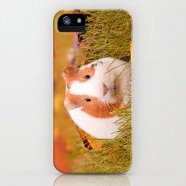 Autumn Cutie iPhone Case