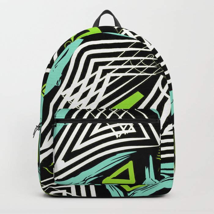 Tribal Zest Backpack