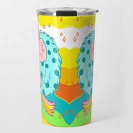 Year of The Monkey Travel Mug