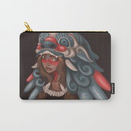 The Chinese Lion Carry-All Pouch