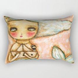 Another Great Catch Rectangular Pillow