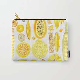 Eat the sunshine Carry-All Pouch