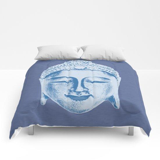 Blue Buddha Comforters