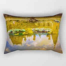 Magic pond Rectangular Pillow