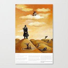 Yooahs Canvas Print