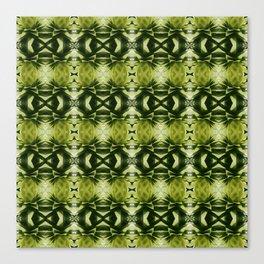 green, green, green Canvas Print