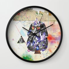 Tuts formation Wall Clock
