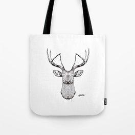 """""""The Deer Mania"""" Tote Bag"""