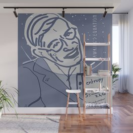 Dear Stephen Hawking / Stay Wild Collection Wall Mural