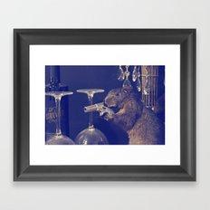 Dangerous #2 Framed Art Print