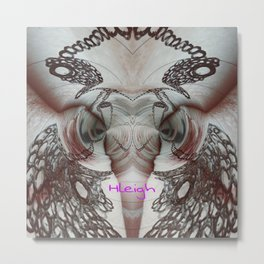 Elephant of India Metal Print