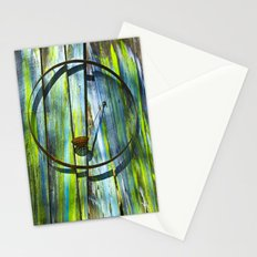 Circle Of Feed Stationery Cards