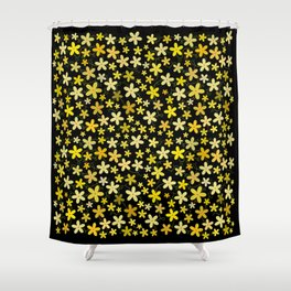 Flower Folly Shower Curtain
