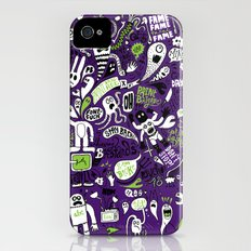 Print Brigade Collage Slim Case iPhone (4, 4s)
