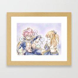 Nalu - Well loved! Framed Art Print