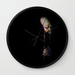 Dark face Wall Clock