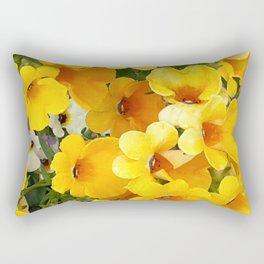 Nemesia Rectangular Pillow