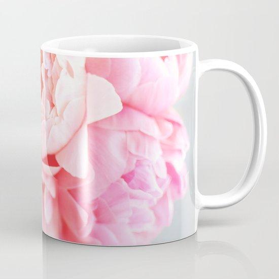 Peonies Forever Mug