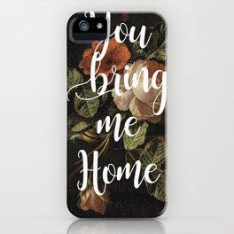 Harry Styles Sweet Creature graphic artwork iPhone Case