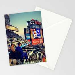 The Most Dapper Gentleman at Citi Field Stationery Cards