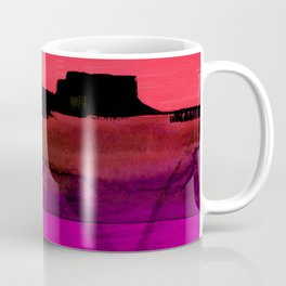 Mesa No. 100F by Kathy Morton Stanion Coffee Mug