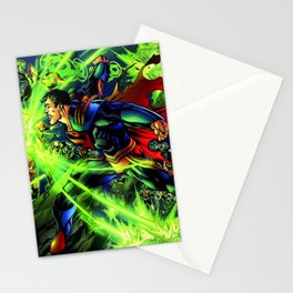 The real strength of his Stationery Cards