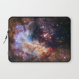 Hubble 25th Anniversary Image Laptop Sleeve