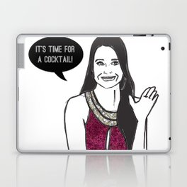 Cocktail Time Laptop & iPad Skin