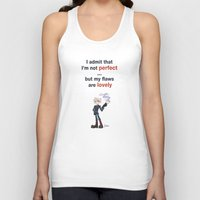 hetalia Tank Tops featuring APH: Perfection by Jackce