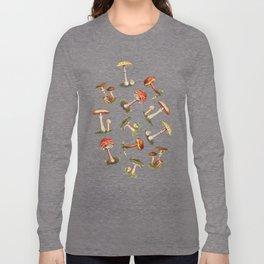 Magical Mushrooms Long Sleeve T-shirt