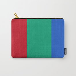 Flag of the planet Mars - Diff TEE version Carry-All Pouch