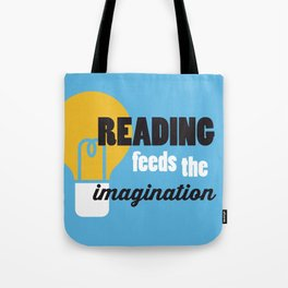 Imagination - Just Read Tote Bag
