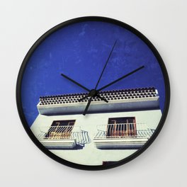 Spanish House Wall Clock