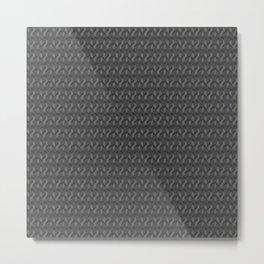 sombras Metal Print