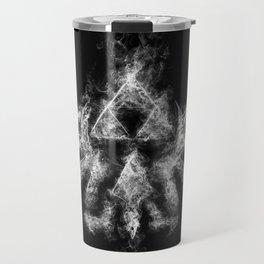 Triforce Smoke Travel Mug