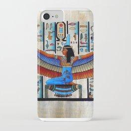 Goddess Isis iPhone Case