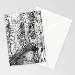 On the Trail Stationery Cards