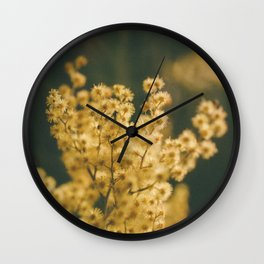 Breathing Nature (VII) Wall Clock