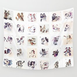 Collection Landscape ~ Los Caprichos Wall Tapestry