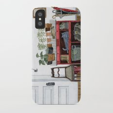 Cozy Entryway Slim Case iPhone X