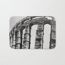 Roman Aqueduct of Segovia Bath Mat