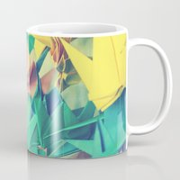 origami Mugs featuring Origami by Rivière