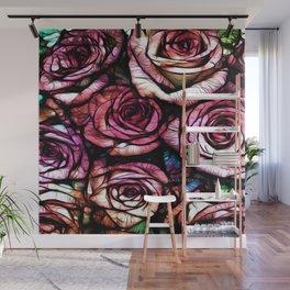 :: Rose Colored :: Wall Mural