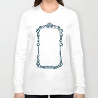 frame Long Sleeve T-shirts featuring frame by k. Reinstein