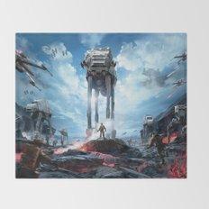 Battlefront Throw Blanket