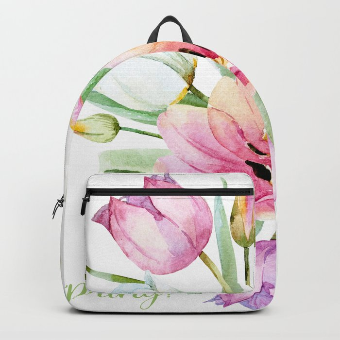 Spring is in the air #36 Backpack