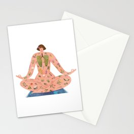 Healing with Nature Stationery Cards