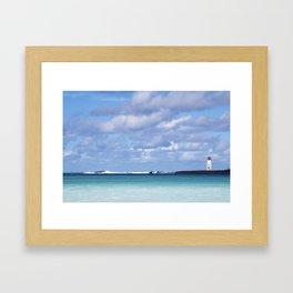 Bahamas Cruise Series 143 Framed Art Print